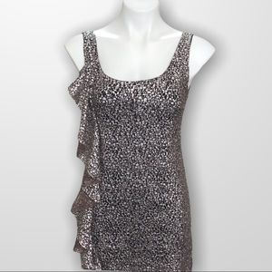 GUESS Los Angeles Mini Dress Extra Small
